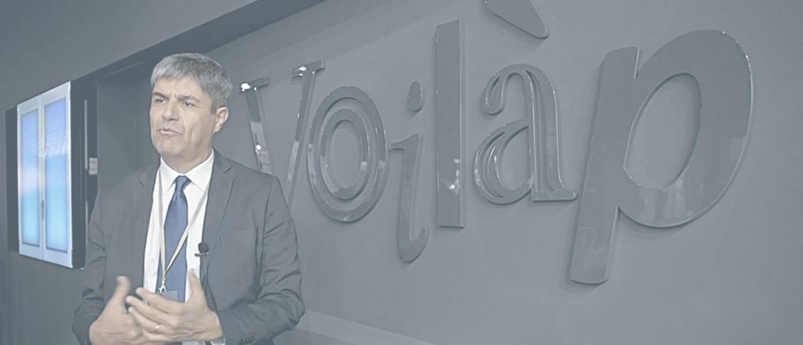Die industrielle Division der Voilàp Holding ist geboren