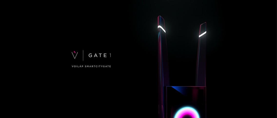Voilàp unveils Smart City Gate @SCEWC19 it