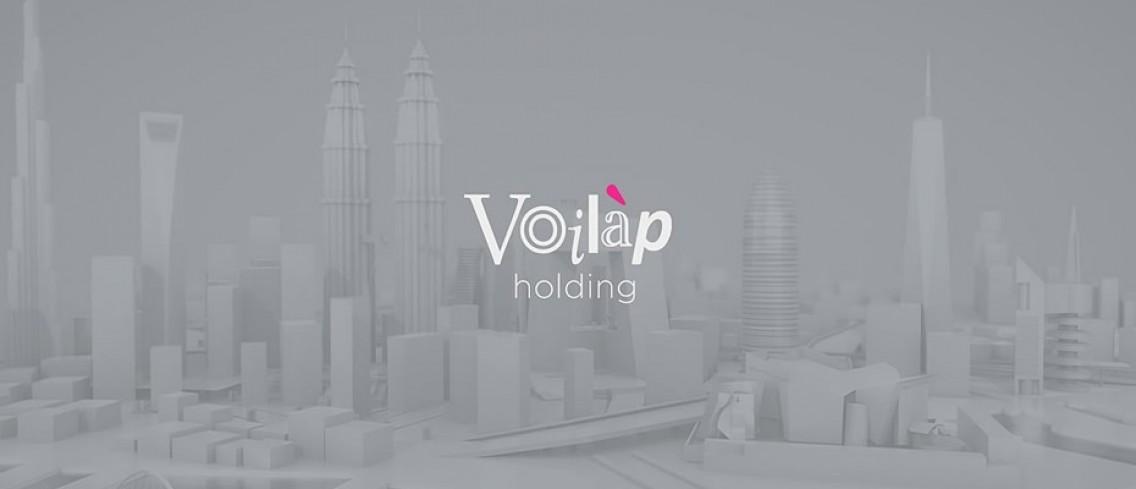 Nasce Voilàp Holding de