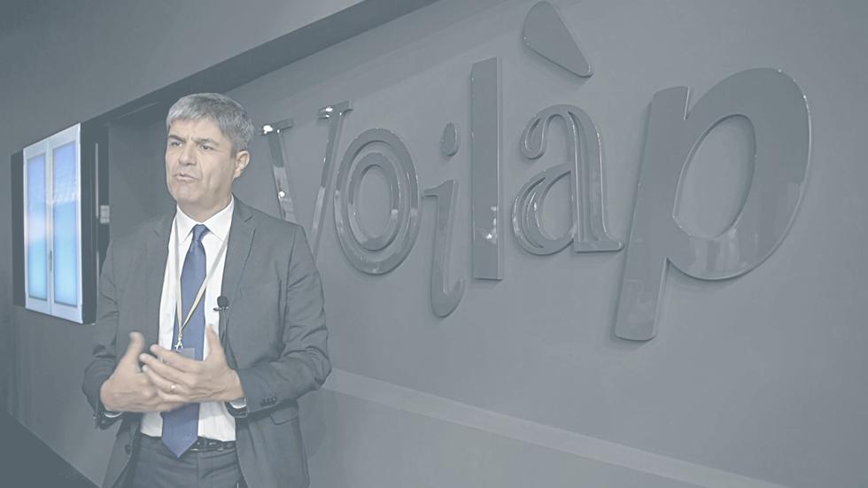 Piero Valentini Made Expo 2019 Voilàp Holding